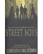 Street Boys - CACRATERRA, LORENZO