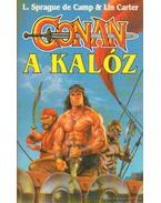 Conan, a kalóz - Camp, L. Sprague de, Carter,Lin