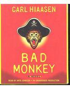 Bad Monkey AUDIO CD - Unabridged - Carl Hiaasen