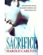 Sacrifice - CARLTON, HAROLD