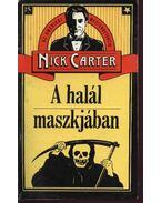 A halál maszkjában - Carter, Nick