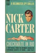Checkmate in Rio - Carter, Nick
