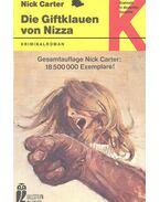 Die Giftklauen von Nizza - Carter, Nick
