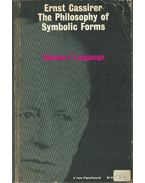 The Philosophy of Symbolic Forms Vol. 1: Language - Cassirer, Ernst