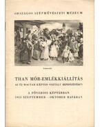 Than Mór-emlékkiállítás - Cennerné Wilhelmb Gizella