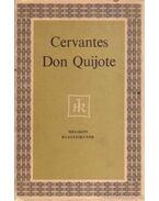 Az elmés nemes Don Quijote de la Mancha - Cervantes