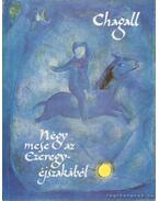 Négy mese az Ezeregyéjszakából - Chagall, Marc