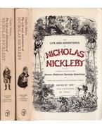 The Life and Adventures of Nicholas Nickleby I-II. - Charles Dickens