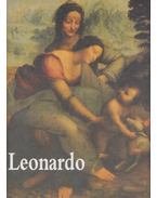 Leonardo da Vinci festői életműve - Chastel, André, Chiesa, Angela Ottino Della