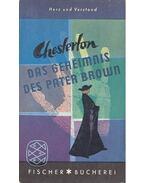 Das Geheimnis des Pater Brown - CHESTERTON, G.K.