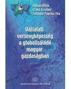 Vállalati versenyképesség a globalizálódó magyar gazdaságban - Chikán Attila, Czakó Erzsébet, Zoltayné Paprika Zita
