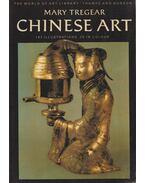 Chinese art (angol-nyelvű) - Tregear, Mary