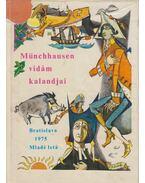 Münchhausen vidám kalandjai - Chmelová, Elena
