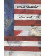 Interventions - Chomsky, Noam