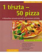 1 tészta - 50 pizza - Christina Kempe