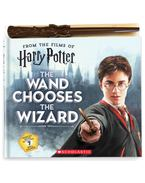 Harry Potter - The Wand Chooses the Wizard - Christina Pulles