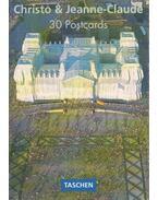 Christo & Jeanne-Claude (30 Postcards)