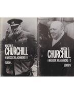 A második világháború I-II. - CHURCHILL, WINSTON