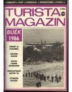 Turista magazin 1986.évfolyam - Hegedős Mihály (szerk.)