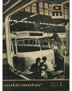 Autó-motor 1965. január-december