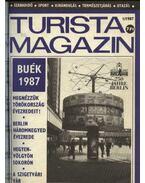 Turista magazin 1987.évfolyam - Hegedős Mihály (szerk.)