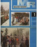 Magyar Rendőr 1979. év - Dr. Tóth Tihamér