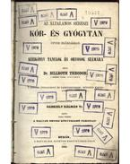 Az általános sebészi kór-és gyógytan - Billroth Theodor,Dr.