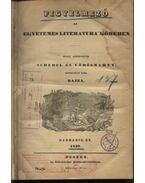 Figyelmező az egyetemes literatura' köréből harmadik év 1839 - Schedel és Vörösmarty