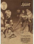 Képes sport VI. évf. 1.-51 szám - Bolgár Imre