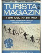 Turista Magazin 1984.évfolyam - Hegedős Mihály (szerk.)