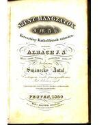 Szent hangzatok - Albach, J. S.