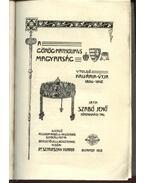 A görög-katolikus magyarság utolsó kálvária útja 1896-1912 (dedikált) - Szabó Jenő