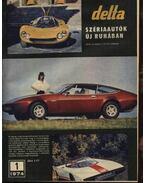 Delta 1974 évfolyam - Várhelyi Tamás