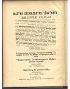 Közigazgatási-, hatásköri bíróság - Térfi-Jekel