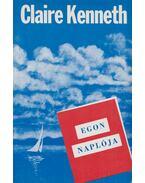 Egon naplója - Claire Kenneth