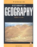 Penguin Dictionary of Geography - CLARK, AUDREY N,