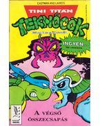 Tini Titán Teknőcök 1992/6. július 12. szám - Clarrain, Dean