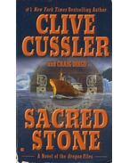 Sacred Stone - Clive Cussler
