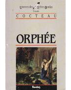 Orphée - Cocteau, Jean