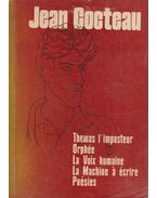 Thomas l'imposteur - Orphée - La Voix humaine - La Machine a écrire - Poésies - Cocteau, Jean