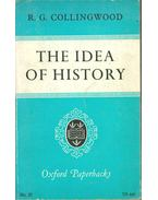 The Idea of History - Collingwood, Robin G.