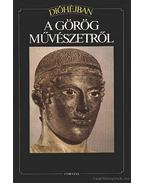 Dióhéjban a görög művészetről - Conti, Flavio