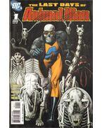 The Last Days of Animal Man 1. - Conway, Gerry, Batista, Chris