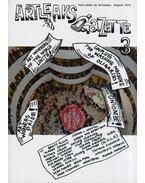 ArtLeaks Gazette 3. - Corina Apostol, Vladan Jeremic, Brett Alton Bloom