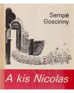A kis Nicolas - Coscinny-Sempé