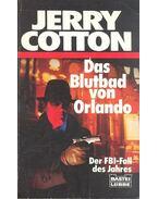 Das Blutbad von Orlando - Cotton, Jerry
