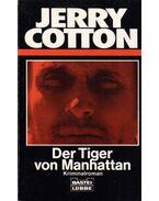 Der Tiger von Manhattan - Cotton, Jerry