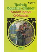 Rudolf bácsi öröksége - Courths-Mahler, Hedwig