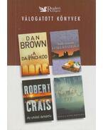 A Da Vinci-kód / A csillagvizsgáló / Az utolsó detektív / Csodák éve - Crais, Robert, Brooks, Geraldine, Grayson, Emily, Dan Brown