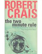 The Two Minute Rule - Crais, Robert
